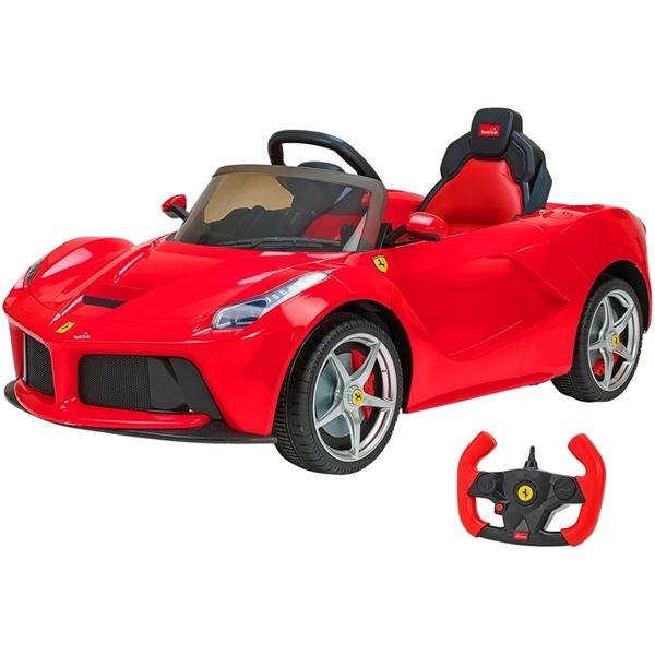 Globo Ηλεκτροκίνητο Αυτοκίνητο La Ferrari 12V με Τηλεχειριστήριο