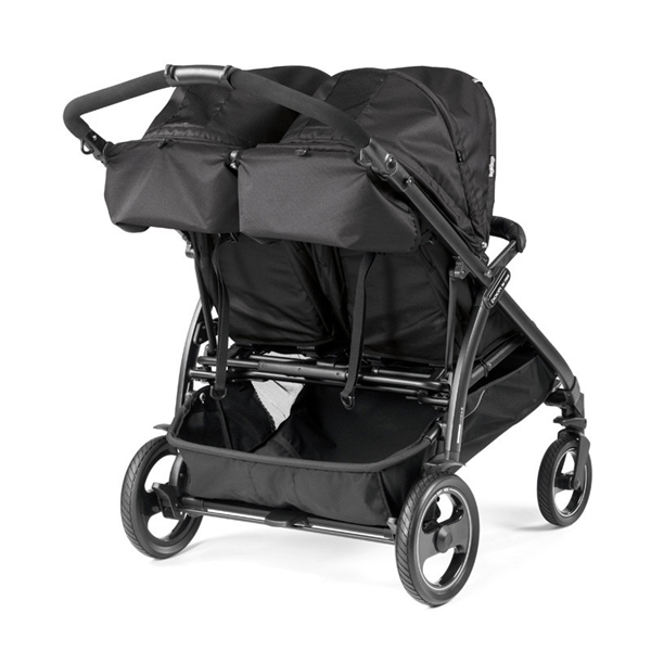 Peg Perego Καρότσι Διδύμων Book For Two, Class Black