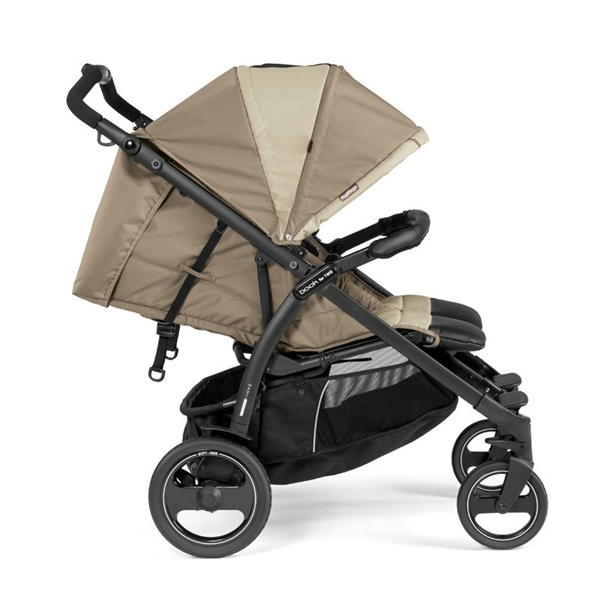 Peg Perego Καρότσι Διδύμων Book For Two, Class Beige