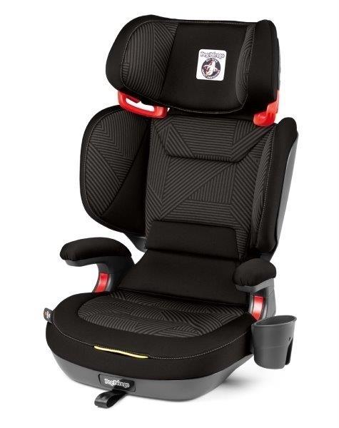PEG PEREGO Παιδικό Κάθισμα Αυτοκινήτου Viaggio 2-3 Shuttle Plus, Graphite