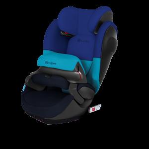 Cybex Κάθισμα Αυτοκινήτου Pallas M-Fix 9-36kg. Blue Moon