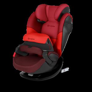 Cybex Κάθισμα Αυτοκινήτου Pallas M-Fix 9-36kg. Rumba Red