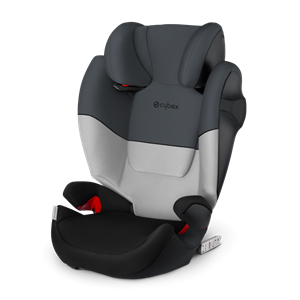 Cybex Παιδικό Κάθισμα Solution M-Fix, 15-36 kg. Gray Rabbit