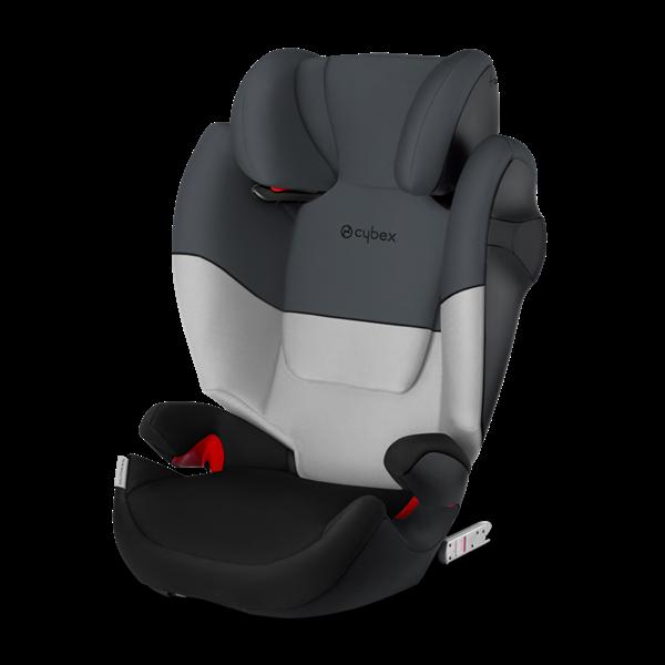 Cybex Παιδικό Κάθισμα Solution M-Fix, 15-36 kg. Gray Rabbit