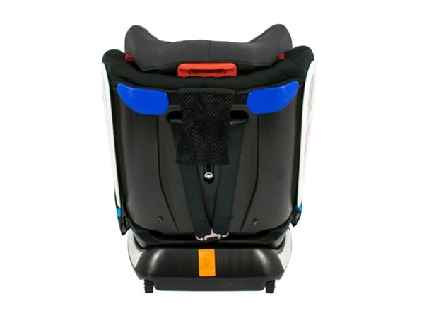 Just Baby Κάθισμα Αυτοκινήτου Master Fix 0-36kg. Black