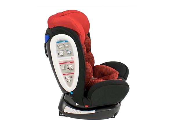 Just Baby Κάθισμα Αυτοκινήτου MasterFix 0-36kg. Red