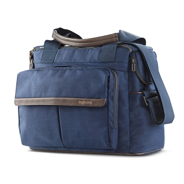 Inglesina Τσάντα Αλλαγής Aptica Dual Bag, College Blue