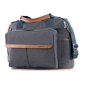 Inglesina Τσάντα Αλλαγής Aptica Dual Bag, Indigo Denim