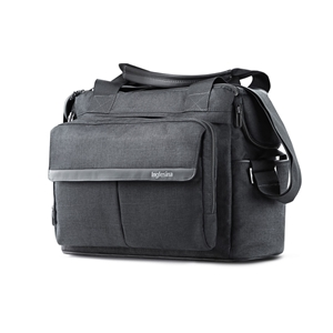 Inglesina Τσάντα Αλλαγής Aptica Dual Bag, Mystic Black