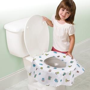Summer Infant Προστατευτικά Λεκάνης Keep Me Clean 10 τεμ.