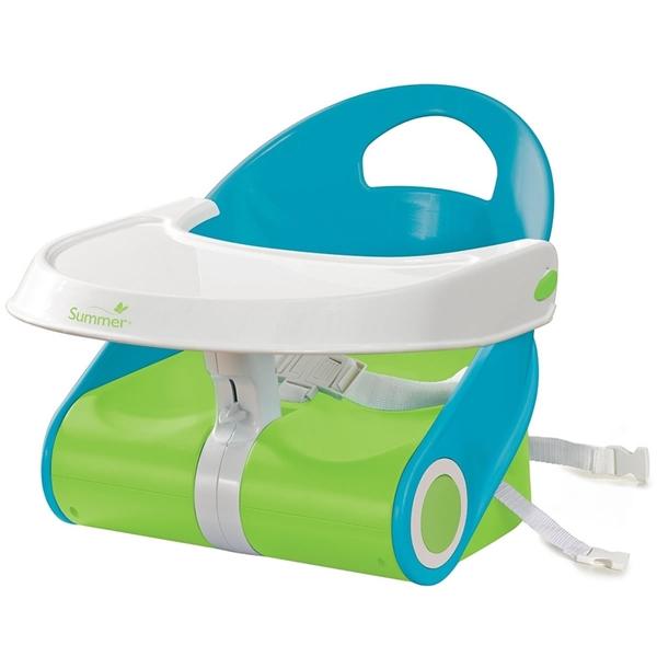 Summer Infant Κάθισμα Φαγητού Sit N Style, Blue Green