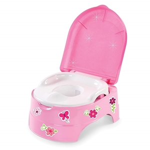 Summer Infant ΓιοΓιο My Fun Potty, Pink
