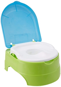Summer Infant ΓιοΓιο My Fun Potty, Green