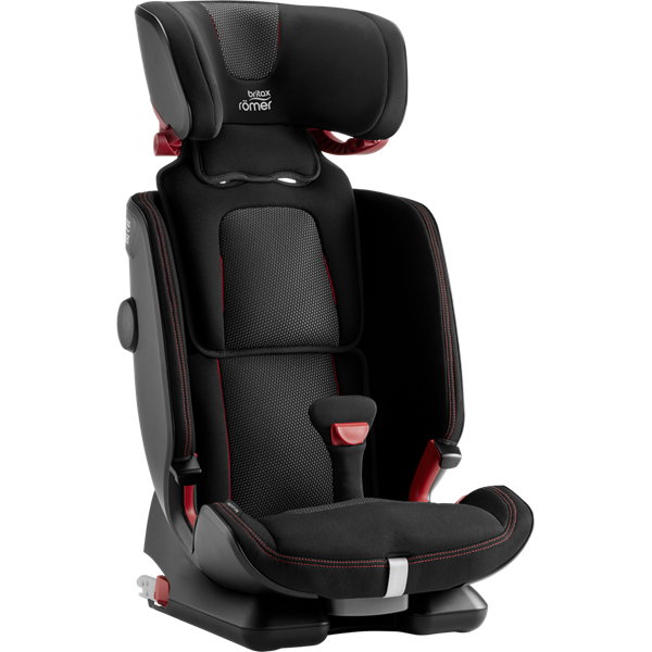 Britax Κάθισμα Αυτοκινήτου Advansafix IV R Premium Line 9-36kg. Air Black