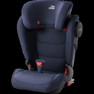 Britax Κάθισμα Αυτοκινήτου KidFix III M Premium Line 15-36kg, MoonLight Blue