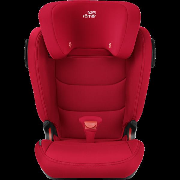 Britax Κάθισμα Αυτοκινήτου KidFix III M Premium Line 15-36kg, Fire Red