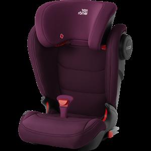 Britax Κάθισμα Αυτοκινήτου KidFix III M Premium Line 15-36kg, Burgundy Red