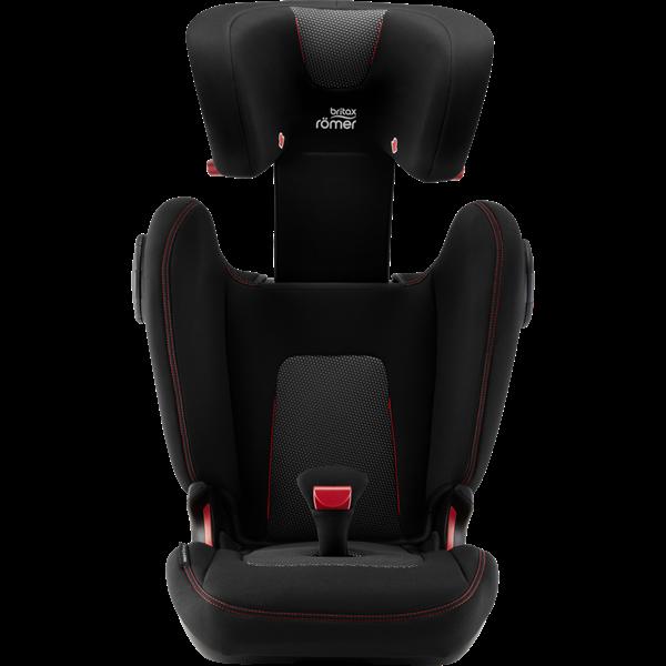 Britax Κάθισμα Αυτοκινήτου KidFix III M Premium Line 15-36kg, Air Black