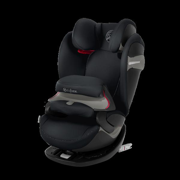 Cybex Κάθισμα Αυτοκινήτου Pallas S-Fix 9-36kg. Urban Black