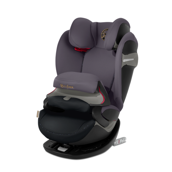Cybex Κάθισμα Αυτοκινήτου Pallas S-Fix 9-36kg. Premium Black