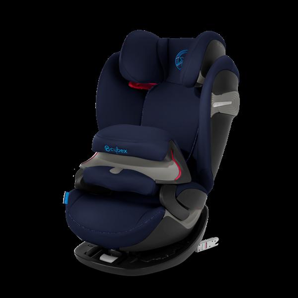 Cybex Κάθισμα Αυτοκινήτου Pallas S-Fix 9-36kg. Indigo Blue