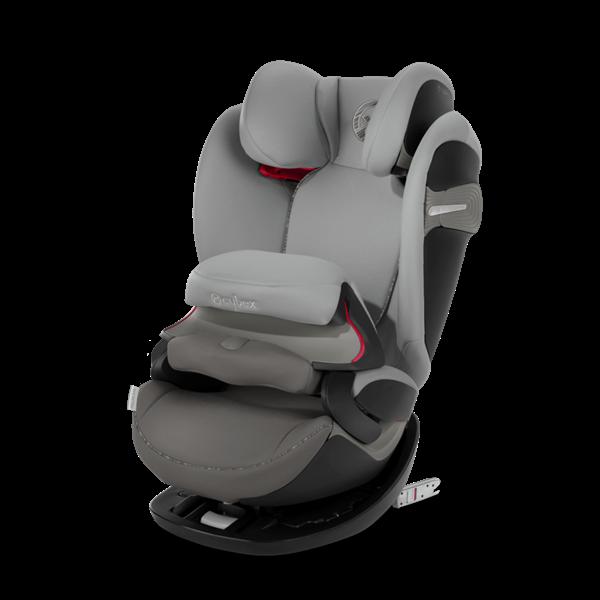 Cybex Κάθισμα Αυτοκινήτου Pallas S-Fix 9-36kg. Manhattan Grey