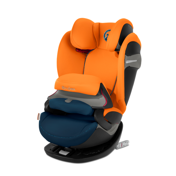 Cybex Κάθισμα Αυτοκινήτου Pallas S-Fix 9-36kg. Tropical Blue