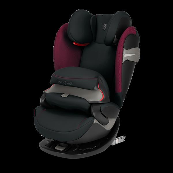 Cybex Κάθισμα Αυτοκινήτου Pallas S-Fix 9-36kg. Ferrari Victory Black