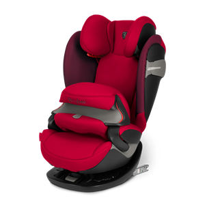 Cybex Κάθισμα Αυτοκινήτου Pallas S-Fix 9-36kg. Ferrari Racing Red