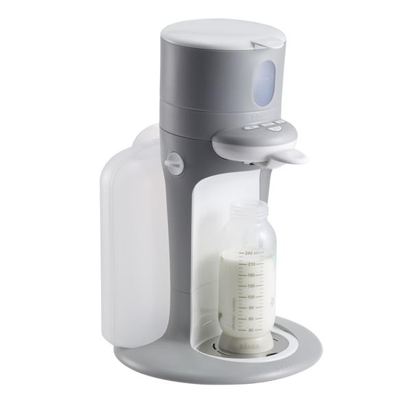 Beaba Συσκευή Προετοιμασίας Γάλακτος 3 σε 1 Bib'expresso Steril Grey