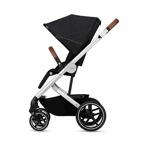 Cybex Βρεφικό Καρότσι Balios S, Denim Collection Lavastone Black