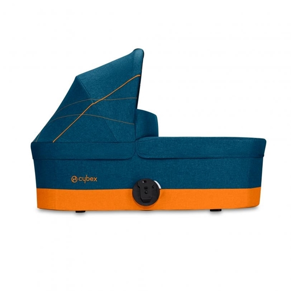 Cybex Πορτ Μπεμπέ Cot S, Denim Blue