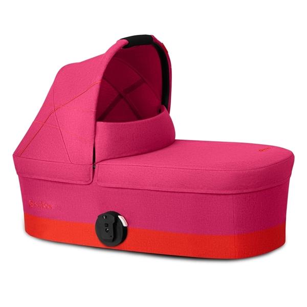 Cybex Πορτ Μπεμπέ Cot S, Fancy Pink