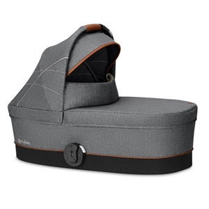 Cybex Πορτ Μπεμπέ Cot S, Denim Collection Manhattan Grey