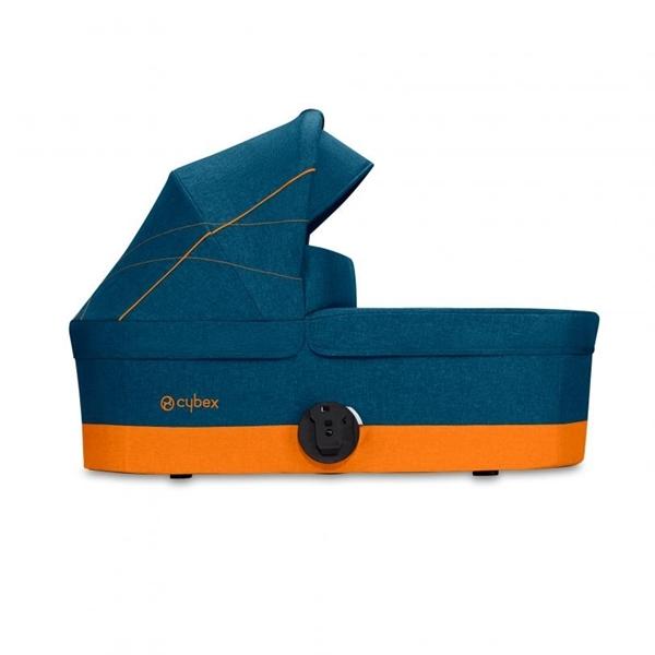 Cybex Πορτ Μπεμπέ Cot S, Denim Collection Blue