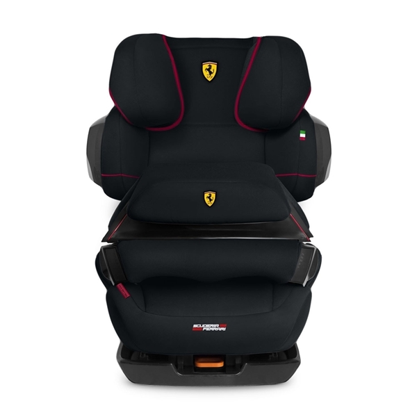 Cybex Κάθισμα Αυτοκινήτου Pallas 2-Fix 9-36kg. Ferrari Victory Black