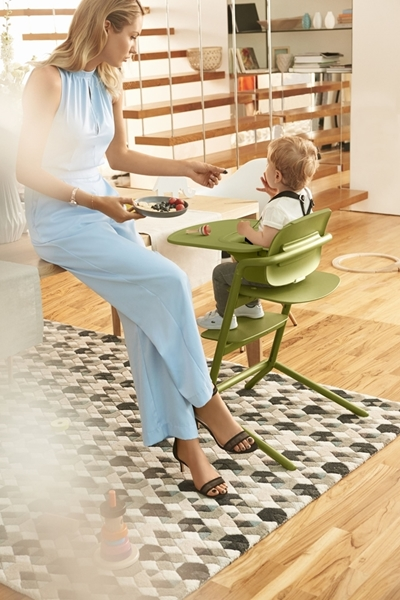 Picture of Cybex Καρέκλα Φαγητού Lemo Chair, Outback Green