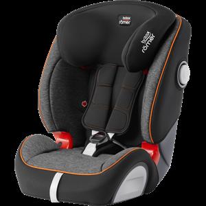 Britax Κάθισμα Αυτοκινήτου Evolva 1-2-3 SL Sict 9-36kg Black Marble