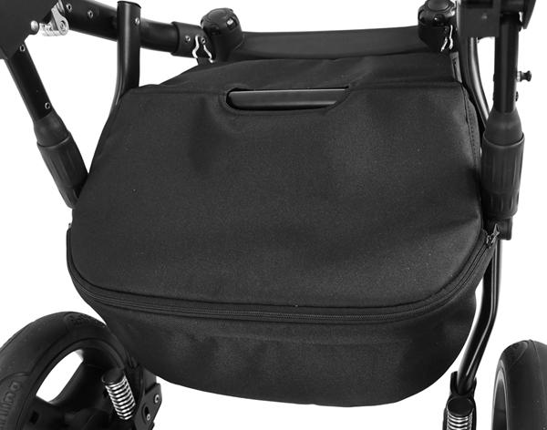 Bexa Καρότσι 2 σε 1 Light Eco Leather, Leafs FL310