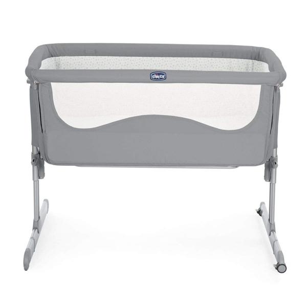 Chicco Λίκνο Next 2 Me, Pearl Grey