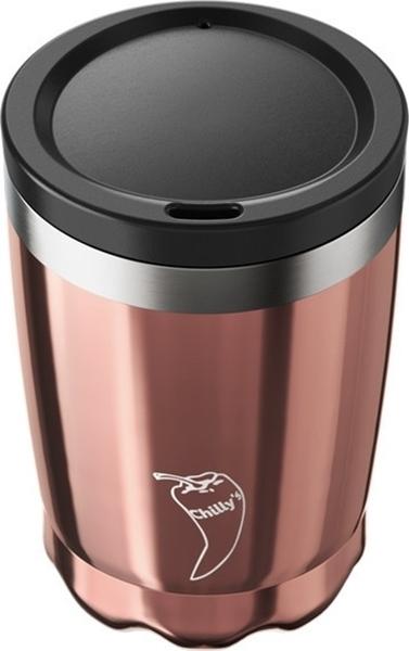 Chillys Ανοξείδωτο Ισοθερμικό Coffee Cup Rose Gold 340ml
