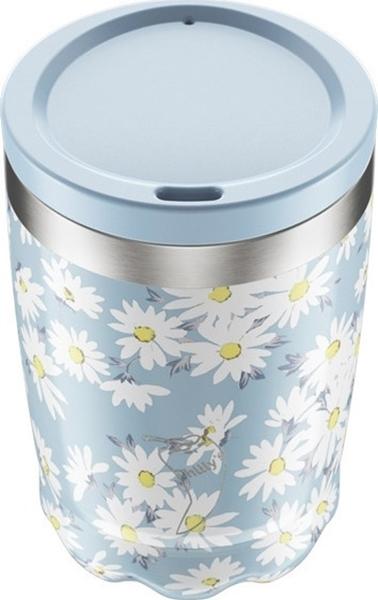 Chillys Ανοξείδωτο Ισοθερμικό Coffee Cup Floral Daisy 340ml