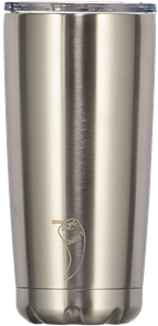 Chillys Ανοξείδωτο Ισοθερμικό Tumbler Silver 500ml