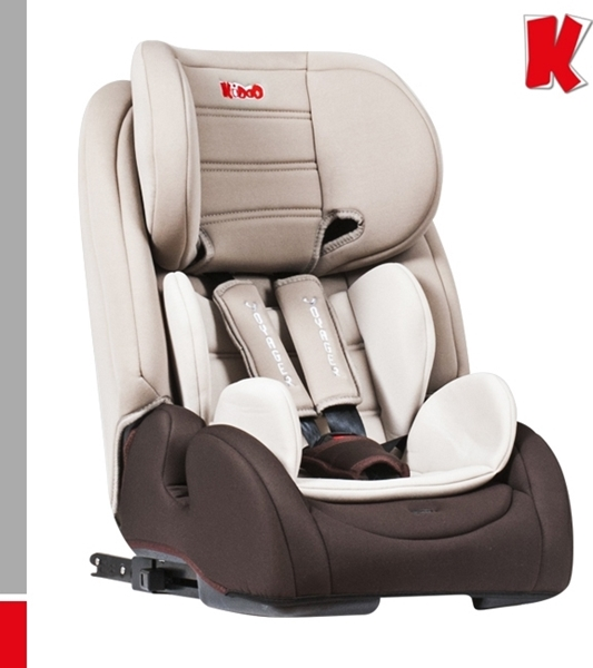 Picture of Kiddo Κάθισμα Αυτοκινήτου Voyager Isofix 9-36kg, Camel