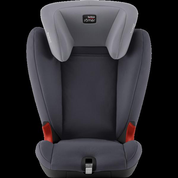 Britax KidFix SL Black Series Παιδικό κάθισμα αυτοκινήτου 15-36kg. Storm Grey