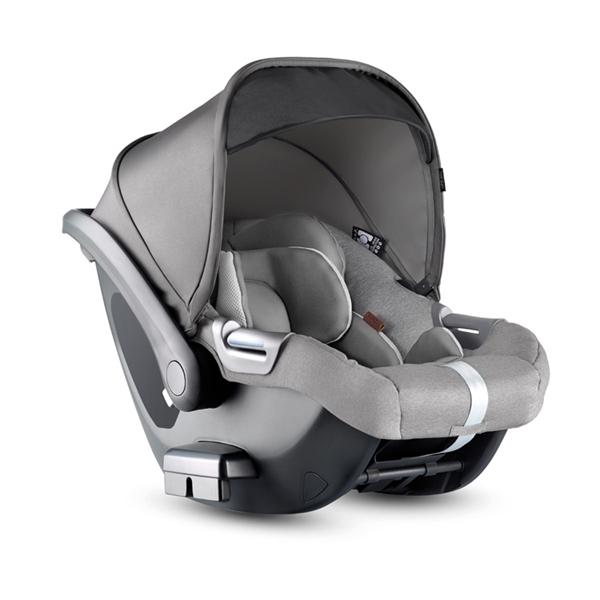 Inglesina Κάθισμα Αυτοκινήτου Cab 0-13kg, Derby Grey