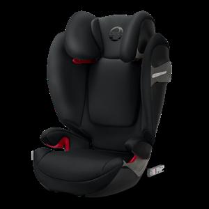 Cybex Παιδικό Κάθισμα Solution S-Fix, 15-36 kg. Urban Black