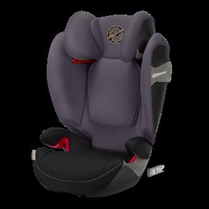 Cybex Παιδικό Κάθισμα Solution S-Fix, 15-36 kg. Premium Black