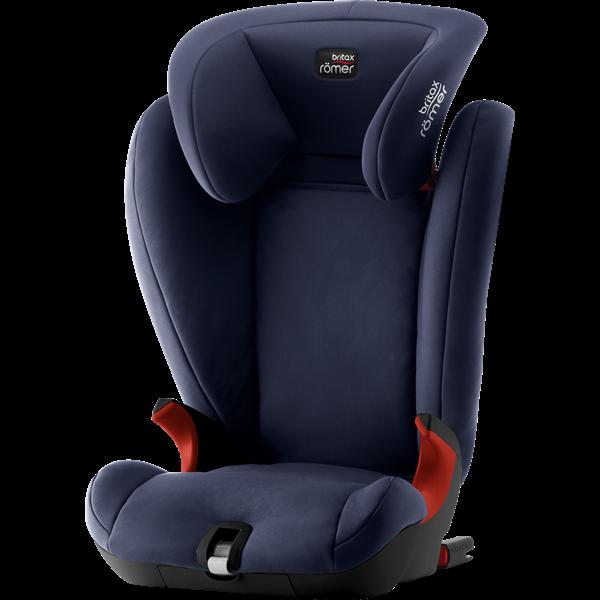 Britax KidFix SL Black Series Παιδικό Κάθισμα Αυτοκινήτου 15-36kg. Moonlight Blue
