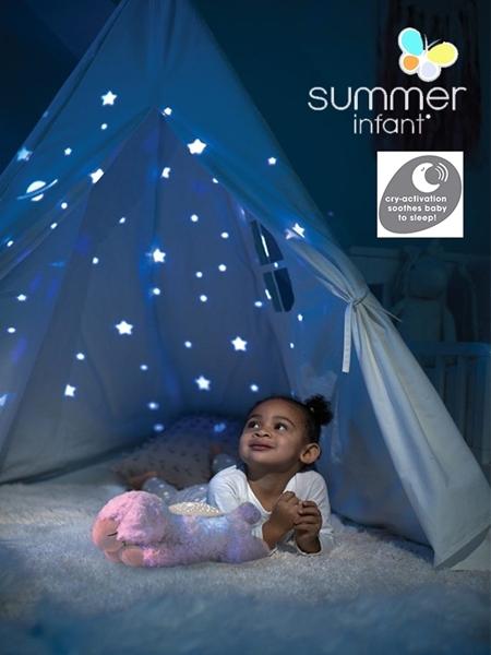 Summer Infant Slumber Buddies® Deluxe Luna το Αρνάκι